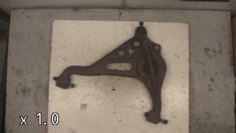 Querlenker vorne unten SUZUKI GRAND VITARA I (FT, HT) Bild 1