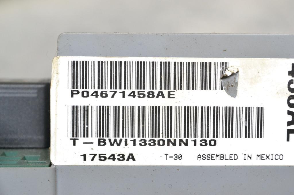 Sicherungskasten CHRYSLER PT CRUISER (PT_) 04671458AE Bild 2