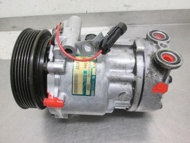 Klimapumpe MASERATI 4200 GT Coupe Bild 2