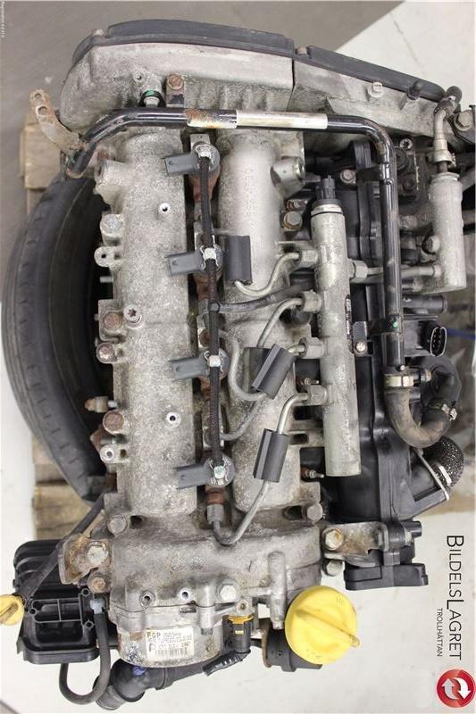 Motor CADILLAC BLS Wagon 55213955