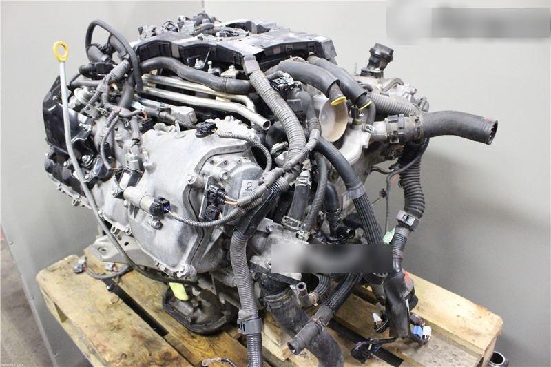 Motor LEXUS LS (_F4_)