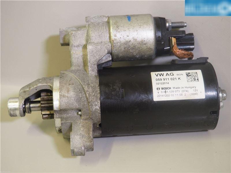 Anlasser AUDI Q5 (8RB) 0001139073