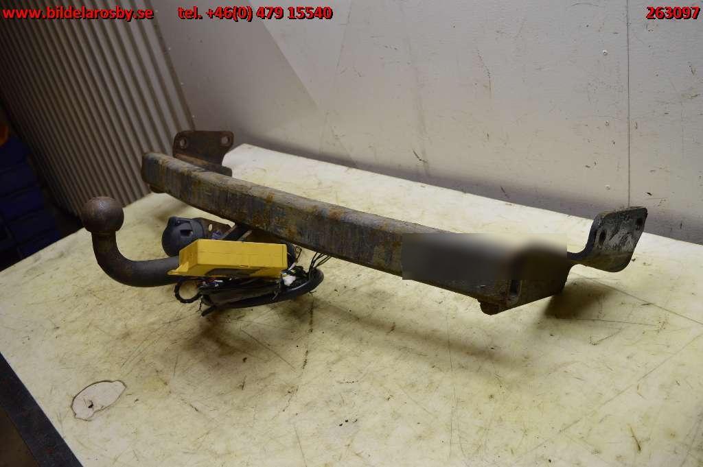 Anhängerkupplung JEEP COMPASS (MK49) Bild 3