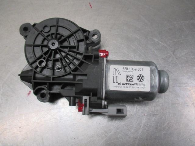 Fensterhebermotor SKODA CITIGO 6RU959801