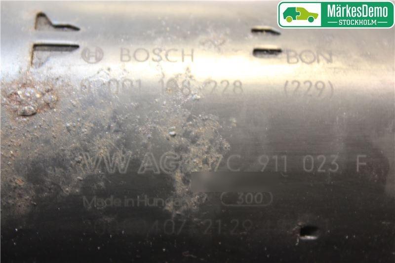 Anlasser BENTLEY CONTINENTAL Coupe (3W_) 0001108228 Bild 2