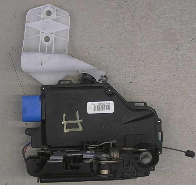 Zentralverriegelung VW TOURAN (1T1, 1T2) 3D1837015