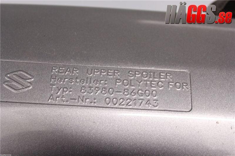Heckspoiler SUZUKI IGNIS II (MH) 8398086G00 Bild 4