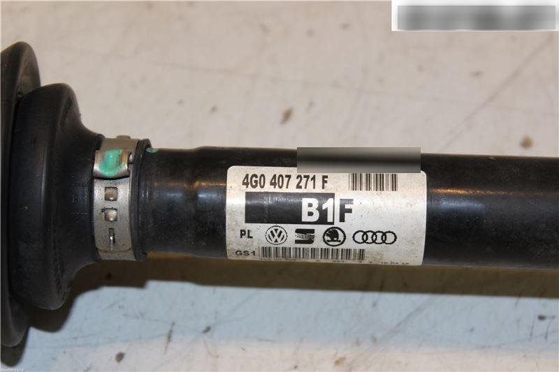 Original Audi A6 A7 4G Q5 8R Gelenkwelle Antriebswelle links rechts 8R0407271C