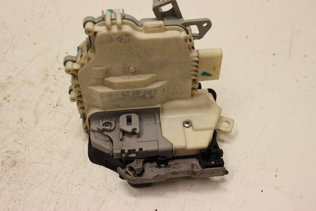 Zentralverriegelung AUDI A4 (8K2, B8) 8J1837016C