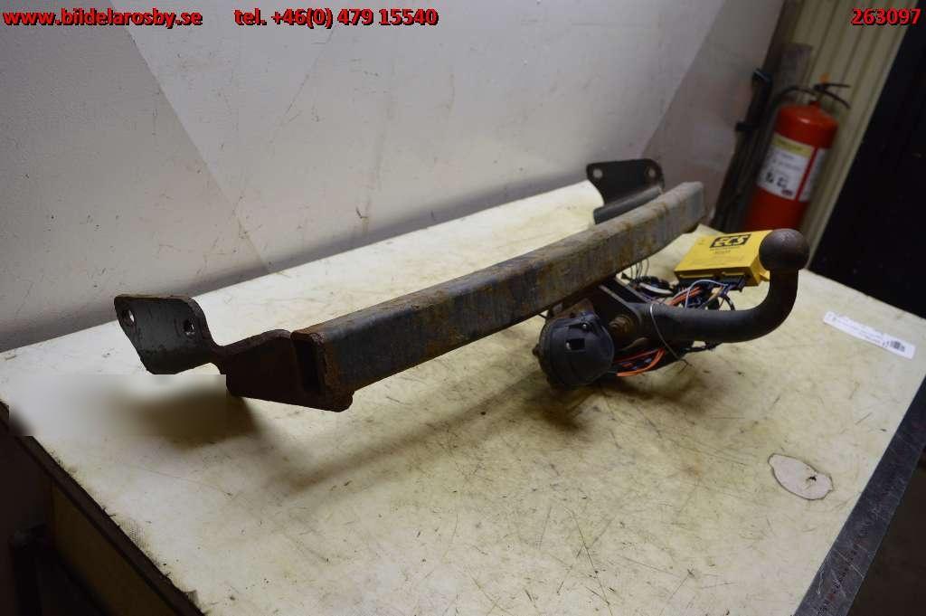 Anhängerkupplung JEEP COMPASS (MK49) Bild 2