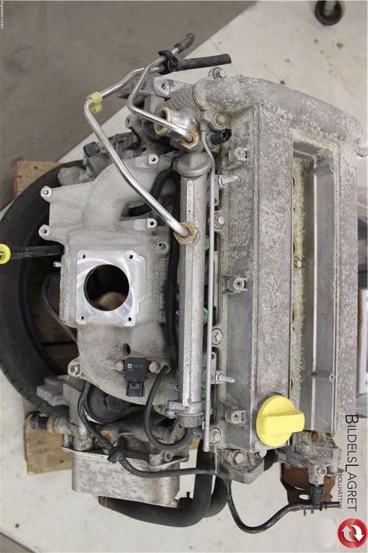 Motor CADILLAC BLS 55556439