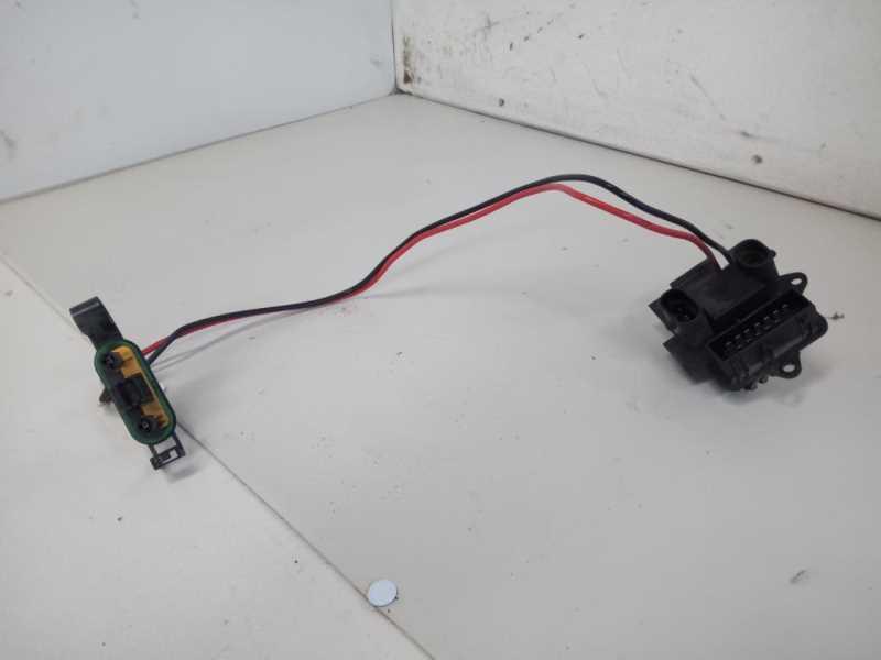VALEO 509899 Bedienelement Klimaanlage Primastar Trafic II ohne Klimaanlage