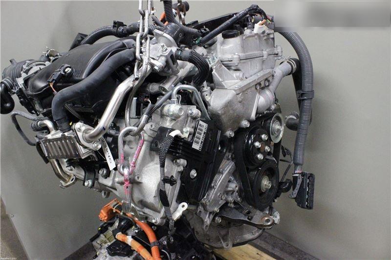 Motor LEXUS RX (_L1_)
