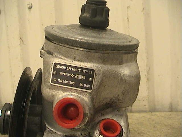 Servopumpe MERCEDES-BENZ SALOON (W123) 1264601580 Bild 2