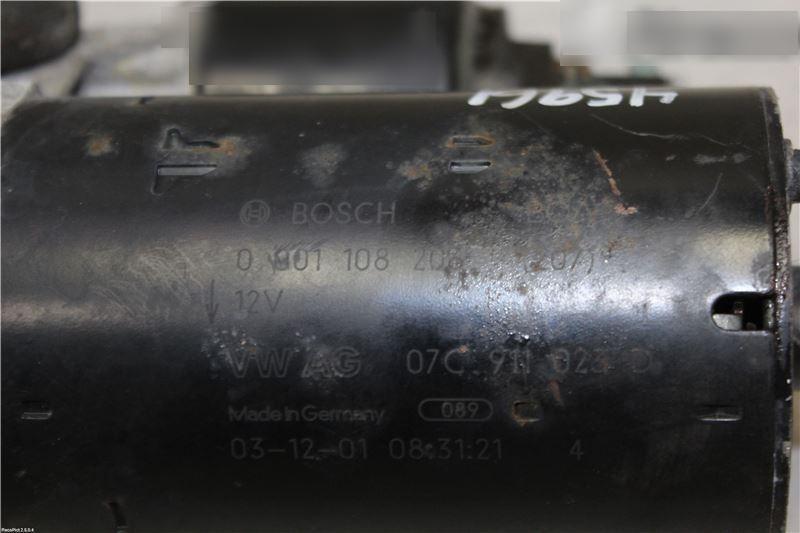 Anlasser AUDI A8 (4E2, 4E8) 0001108206 Bild 3