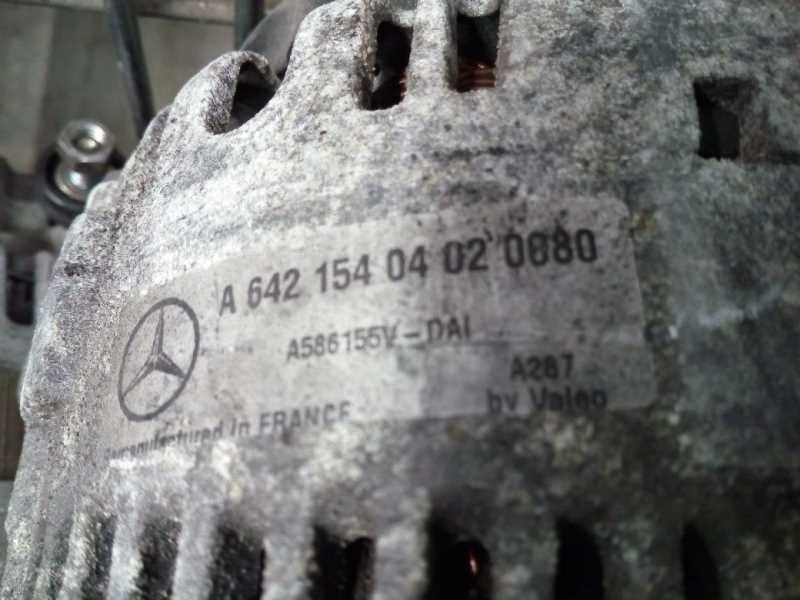 Lichtmaschine MERCEDES-BENZ E-CLASS T-Model (S211) TG17C030B