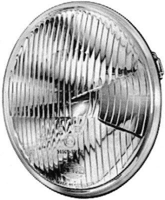 Scheinwerfereinsatz, Hauptscheinwerfer links rechts HELLA 1A6 001 128-061