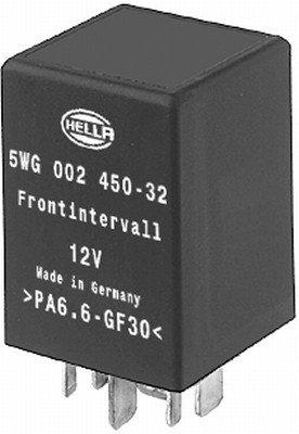 Relais, Wisch-Wasch-Intervall HELLA 5WG 002 450-321