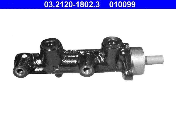 Hauptbremszylinder ATE 03.2120-1802.3