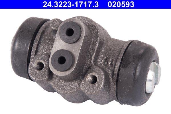 Radbremszylinder ATE 24.3223-1717.3
