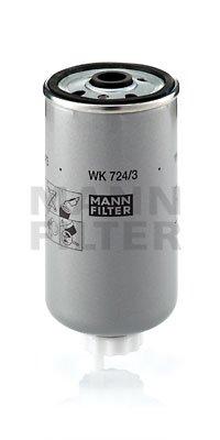 Kraftstofffilter MANN-FILTER WK 724/3