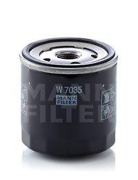 Ölfilter MANN-FILTER W 7035