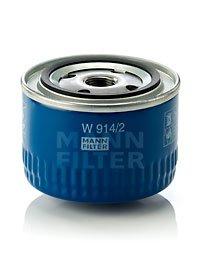 Ölfilter MANN-FILTER W 914/2