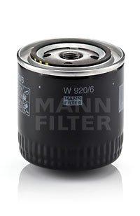Ölfilter MANN-FILTER W 920/6
