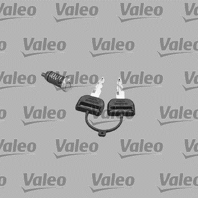 Schließzylinder beidseitig vorne Fahrzeugheckklappe VALEO 252373