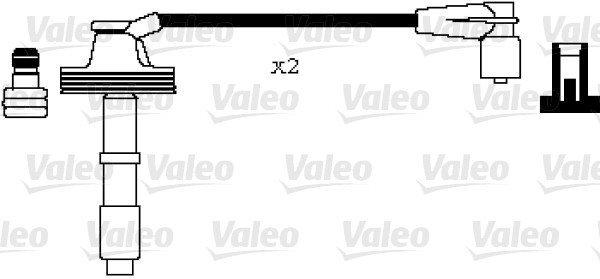 Zündleitungssatz VALEO 346001