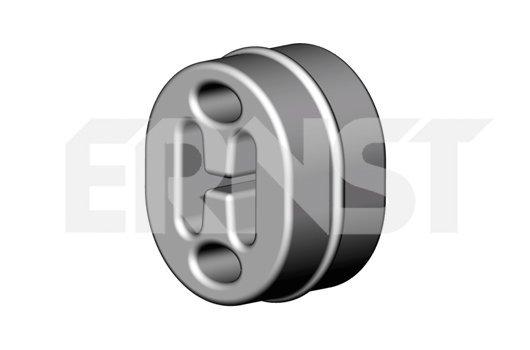 Halter, Abgasanlage ERNST 497411