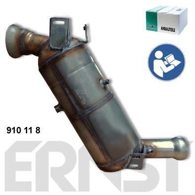 Ruß-/Partikelfilter, Abgasanlage ERNST 910118