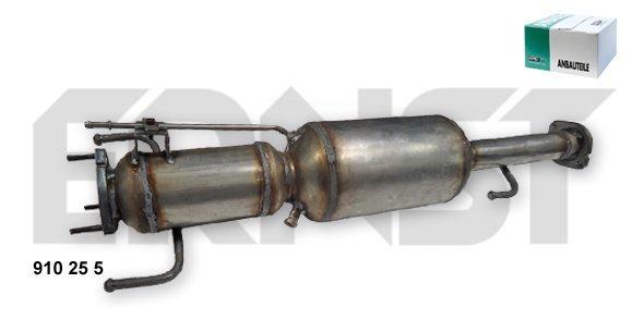 Ruß-/Partikelfilter, Abgasanlage ERNST 910255