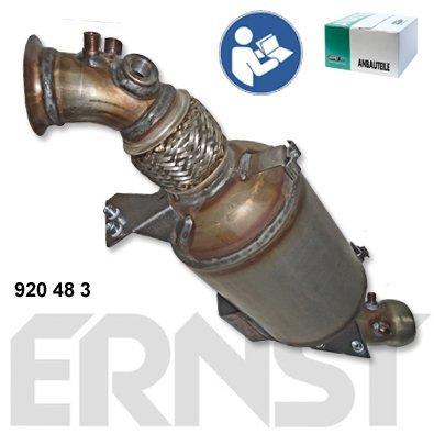 Ruß-/Partikelfilter, Abgasanlage ERNST 920483