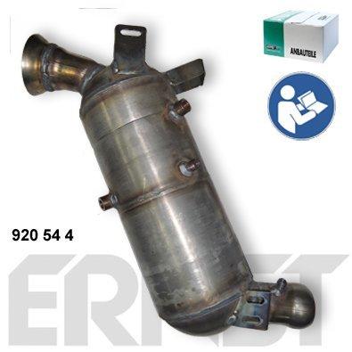 Ruß-/Partikelfilter, Abgasanlage ERNST 920544