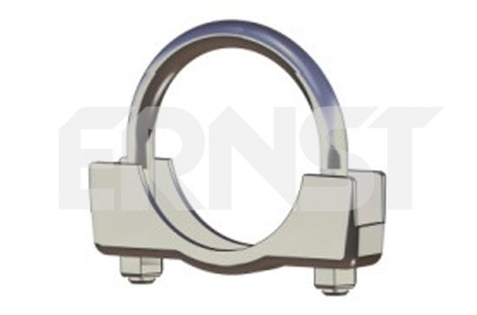 Rohrverbinder, Abgasanlage ERNST 499804