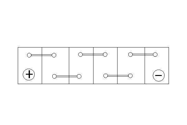 Starterbatterie 12 V 56 Ah BOSCH 0 092 S30 060 Bild 8