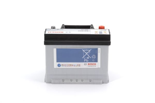 Starterbatterie 12 V 56 Ah BOSCH 0 092 S30 060 Bild 2