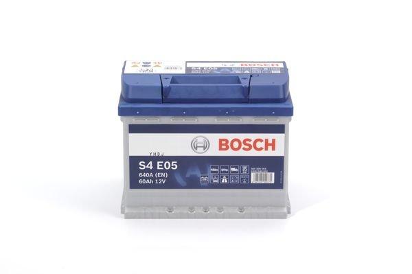 Starterbatterie 12 V 60 Ah BOSCH 0 092 S4E 051 Bild 1