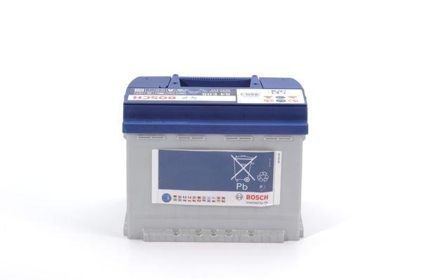 Starterbatterie 12 V 60 Ah BOSCH 0 092 S4E 051 Bild 5