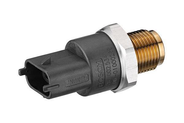 Sensor, Kraftstoffdruck BOSCH 0 281 002 534