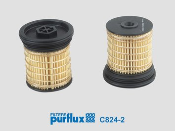 Kraftstofffilter PURFLUX C824-2
