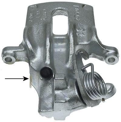 Bremssattel TEXTAR 38035800