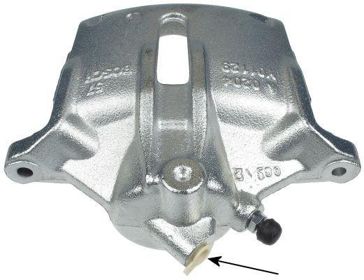 Bremssattel TEXTAR 38081400