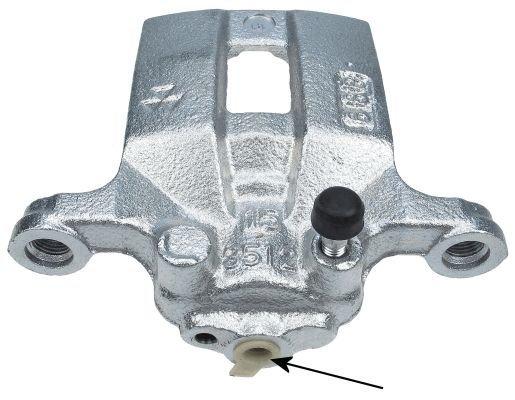 Bremssattel TEXTAR 38091900