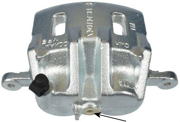 Bremssattel TEXTAR 38098500