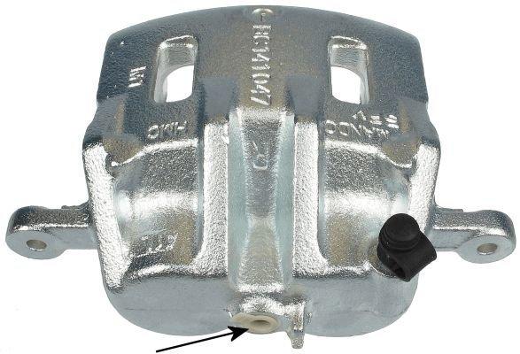 Bremssattel TEXTAR 38098600