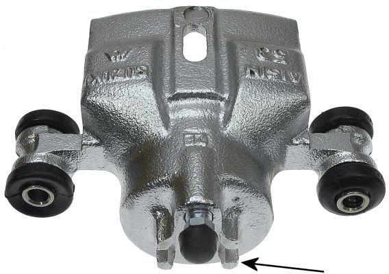 Bremssattel TEXTAR 38109900