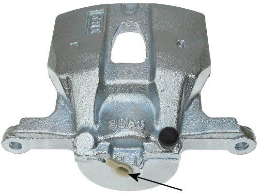 Bremssattel TEXTAR 38123200