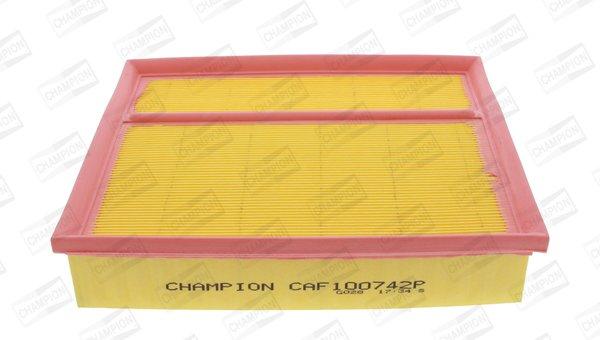 Luftfilter CHAMPION CAF100742P